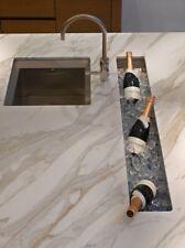 Stainless Steel Champagne / Drinks Sink, Ice Trough,  Icerock (Medium)