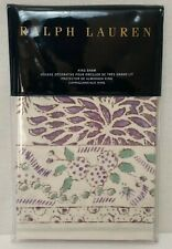 NEW Ralph Lauren Alessandra Sham Cream Ardsley Floral (King or Standard)