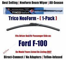 Super Premium NeoForm Wiper Blade (Qty 1) fits 1970-1979 Ford F-100 - 16140