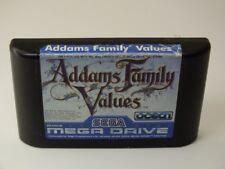 !!! SEGA MEGA DRIVE SPIEL Addams Family Values NUR MODUL, gebraucht aber GUT !!!