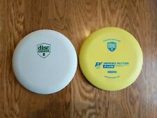 Lot of 2 Discmania Putters P2 and Px1