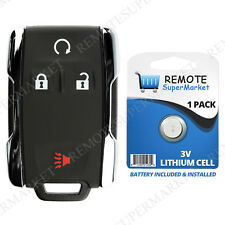 Replacement for Saturn 2007-2010 Outlook 2008-2010 Vue Remote Car Key Fob Entry
