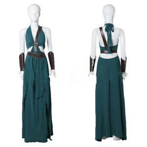 Game of Thrones Costume Sexy Warrior Huntress Medieval Dress Costume#k