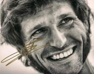 Guy Martin Signed 2014 Isle of Man TT 16 x 12 Smiling pic & we can show proof