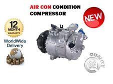 Para VW Multivan Transporter 2003-2009 Compresor Aire Acondicionado Original