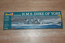 Revell 05105 Battleship H.M.S. Duke of New York 1:700 NEU OVP