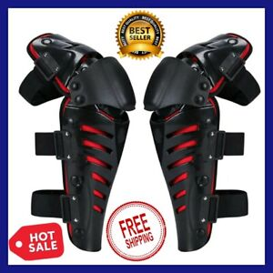 High Quality New Motorcycle Racing Motocross Knee Protector Pads Guard Best Gear
