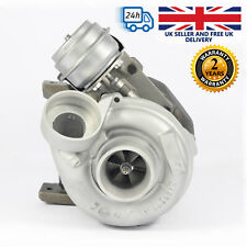 Turbocharger for Mercedes C-Class 270 CDI (W203) 170 BHP. Turbo 711009. +GASKETS