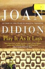 Play it as it Lays by Joan Didion   Paperback Book   9780007414987   NEW