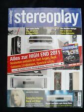 STEREOPLAY 6/11, Naim OVATOR S 400,asw GENIUS 310, Spectral DMC 30ss, DMA 360 II