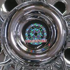 Truespoke Emblems Hologram 70's Style 1.5 inches Truspoke True Spoke Tru Spoke