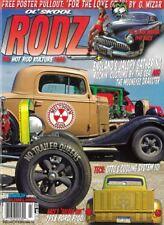 Ol Skool Rodz magazine #86.