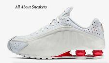 "Nike Shox R4 Neymar Jr. ""Platinum Tint/C"" Men's Trainers Limited Stock All Sizes"