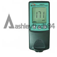 CM8801N Non-magnetic metal substrates suitable Coating Thickness Gauge 0-1250μm