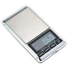 Micro Digital Pocket Scale Silver 500g/0.01