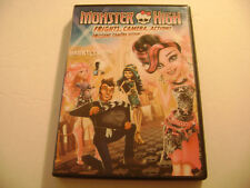 Monster High: Frights, Camera, Action! (DVD, 2014, En/Fr/Sp) Mattel