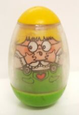 Vintage 70s Hasbro Toy Weebles Scared Girl Haunted House Playset 1976 Halloween