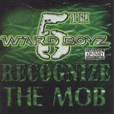 Recognize the Mob [PA] [Slow] by 5th Ward Boyz (CD, Oct-2004, Underground, Inc.