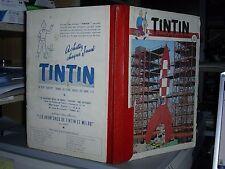 TINTIN  RECUEIL/ALBUM/RELIURE (FRA)  N°  12   1952   ABE/BE-