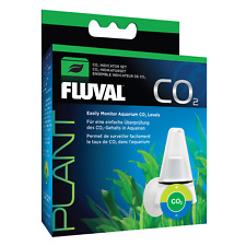NEW Fluval CO2 Indicator Set - Includes 10ml Solution & Colour Reference Sticker