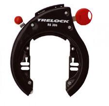 Trelock Fahrrad Fahrradschloss Rahmenschloss RS306 abziehbarer Schlüssel schwarz