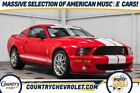 2007 Ford Mustang Shelby GT500 2007 Ford Mustang Shelby GT500 20658 Miles Torch Red Clearcoat 2D Coupe 5.4L V8