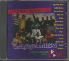 Dionne Warwick and the Hip Hop Nation United ~ What the World Needs Now Is (CD)