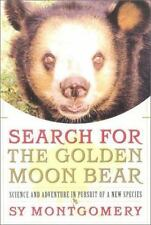 Search for the Golden Moon Bear: Science and Adventure in Pursuit of a-ExLibrary