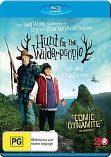 HUNT FOR THE WILDERPEOPLE (2016)    - Blu Ray - Sealed Region B