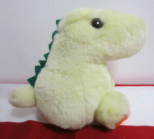 PUFFKINS DINOSAURS STUFF ANIMALS BEANIE CUTE 1997 COLLECTIBLE TOYS PLUSH DINKY