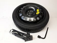 "GENUINE VAUXHALL ZAFIRA B 16"" SPACE SAVER 2004-2011 SPARE WHEEL & TYRE JACK KIT"