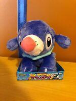 Takara Tomy Popplio Water Seal Blue Pokemon Plush Toy Doll Stuffed Animal Changi