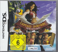 Captain Morgane and the Golden Turtle  (NDS) In Box, mit Anelitung