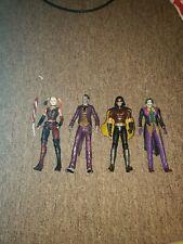 DC 7 Inch Arkham Figure Lot