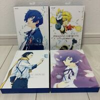 PERSONA 3 The Movie Limited Edition Blu-ray Complete #1-4 SET Anime Rare