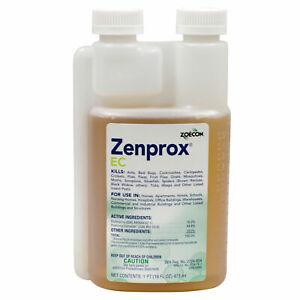 Zenprox EC Professional Bed Bug Spray Kills Adult Bed Bugs + Bed Bug Nymphs