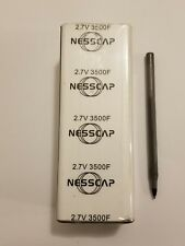 Nesscap 2.7 volts 3500F Ultra capacitor ! NEW!