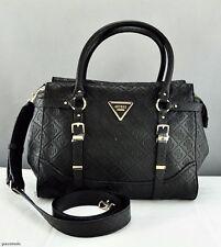 New Trend GuEsS Limited Handbag Ladies Daniella Bag Black Satchel Tote