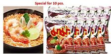 10 pcs. MAMA Tom Yum Goong 55g Original Thai Instant Noodle Spicy Shrimp