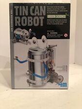 Toysmith 4M Tin Can Robot Kit Stem/Steam