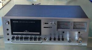 AIWA AD - 6500 Kasetten Tape Deck