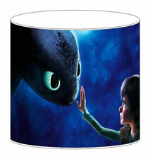 How To Train Your Dragon Children's Lampshades Pendant Lighting Bedding Curtains