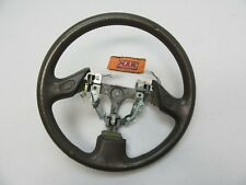 STEERING WHEEL 98 99 LEXUS GS300 GS400 SANDALWOOD BROWN UP DOWN COLUMN SWITCH