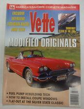 Vette Magazine Modified Originals Fuel Pump Rebuild September 1997 060515R2