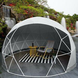 3.6m Dining Pod Igloo Dome Summer Canopy Shelter Gazebo (GAZEBO COVER ONLY)