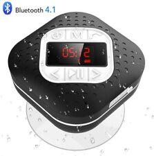 AGPTEK Portable Wireless Bluetooth Handsfree Speaker For Bathroom,Pool,Car,Beach