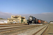 Original Photograph: Southern Pacific 2472 at Gilroy, CA