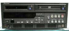 Pioneer PRV-LX1 Dual DVD Pro DVD / Hard Disc Player Recorder