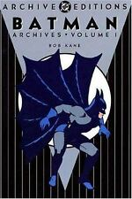 FACTORY SEALED BATMAN ARCHIVES VOL 1 BOB KANE IBBN 0-930289-60-9