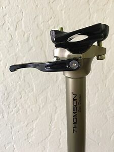 Thomson Elite Seatpost Dropper Lever - Cable Replacement - Clean Up Those Bars!